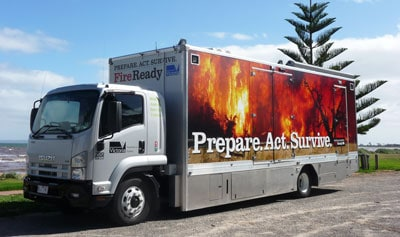 Prepare Act Survive Bushfire Special Project