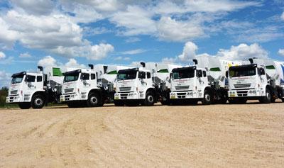 Fleet Delivery Service