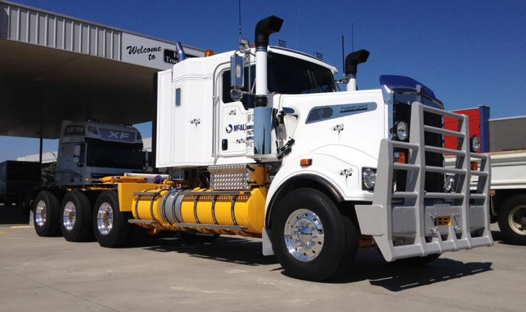 Naismith Truck Transport Perth