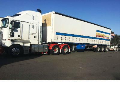 Heavy Truck Transport