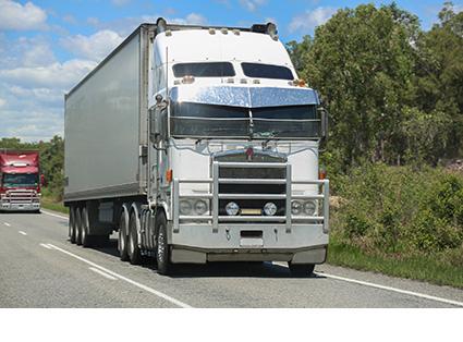 Heavy Rigid Truck Transport