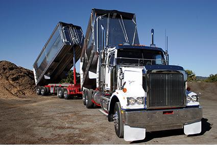 Tipper Truck Transport