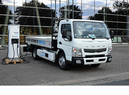 Tray truck Transport
