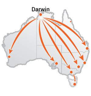 Truck Movers Darwin