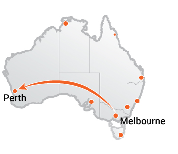 Truck Movers Melbourne to Perth
