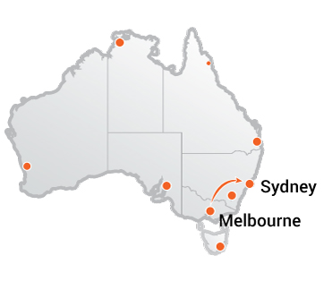 Truck Movers Melbourne to Sydney