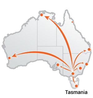 Truck Movers Tasmania