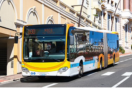 Articulated Bus Transport