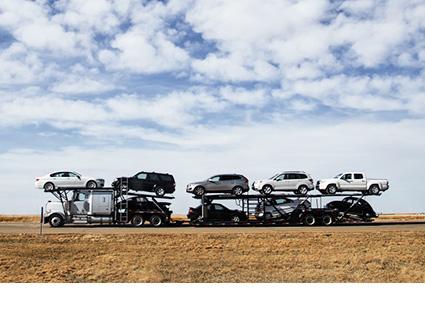 Car Carrier Transport