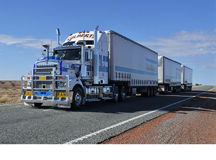 Road Train Transport