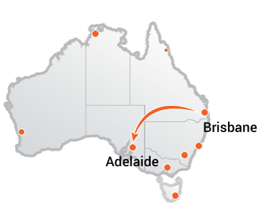 Truck Movers Brisbane to Adelaide