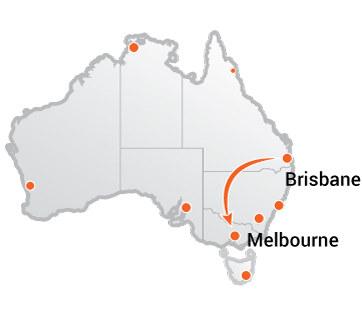 Truck Movers Brisbane to Melbourne