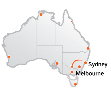 Truck Movers Sydney to Melbourne