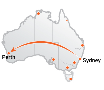 Truck Movers Sydney to Perth