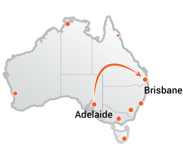 Truck Movers Adelaide to Brisbane