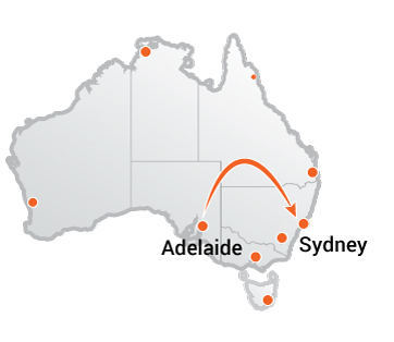 Truck Movers Adelaide to Sydney