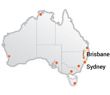 Truck Movers Brisbane to Sydney